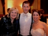 Mary with Bridal Couple That Wanted Live Swing Band for Detroit Wedding Reception