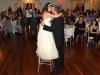 bridal-couple-add-humor-to-bridal-dance-at-deroit-wedding