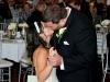 bride-and-groom-kiss-following-bridal-dance